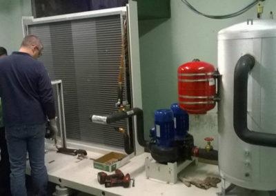 Installazione impianti - Posadinu - Vendita e assistenza condizionatori - Pompe di Calore - ricambi Aermec in Sardegna - Sassari Olbia Tempio - Nuoro Oristano Cagliari.