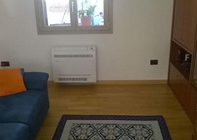 Condizionatore sotto finestra -Posadinu - Vendita e assistenza condizionatori - Pompe di Calore - ricambi Aermec in Sardegna - Sassari Olbia Tempio - Nuoro Oristano Cagliari.