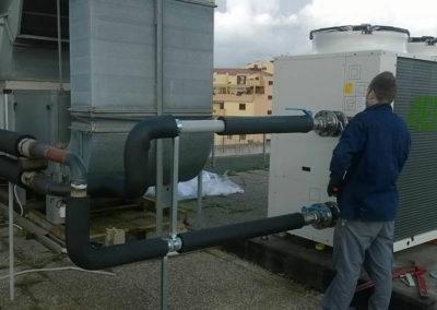 Installazione impianti - Posadinu Salvatore - Vendita e assistenza condizionatori - Pompe di Calore - ricambi Aermec in Sardegna - Sassari Olbia Tempio - Nuoro Oristano Cagliari.